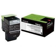 Toner Lexmark 70C8XK0 - Preto (8K)