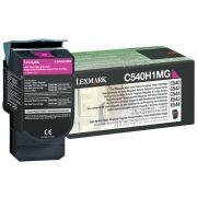 Toner Lexmark C540/C544/X543/X544 Magenta C540H1MG