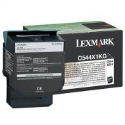 Toner Lexmark C544/X544/X548 Preto - C544X1KG