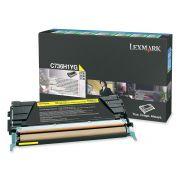 Toner Lexmark C736/X736 Amarelo - C736H1YG