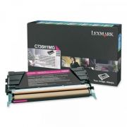 Toner Lexmark C736/X736 Magenta - C736H1MG