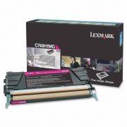 Toner Lexmark C748 Magenta - C748H1MG