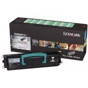 Toner Lexmark E250/E352 Preto - E250A11L