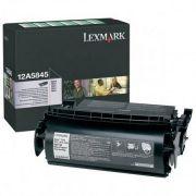 Toner Lexmark Preto - 12A5845