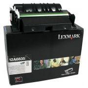 Toner Lexmark Preto - 12A6835