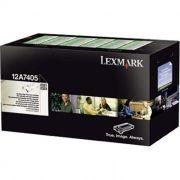 Toner Lexmark Preto E321/E323 - 12A7405