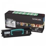 Toner Lexmark Preto E450 11k - E450H11L