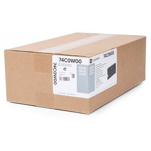 Garrafa de Toner Lexmark - 74C0W00