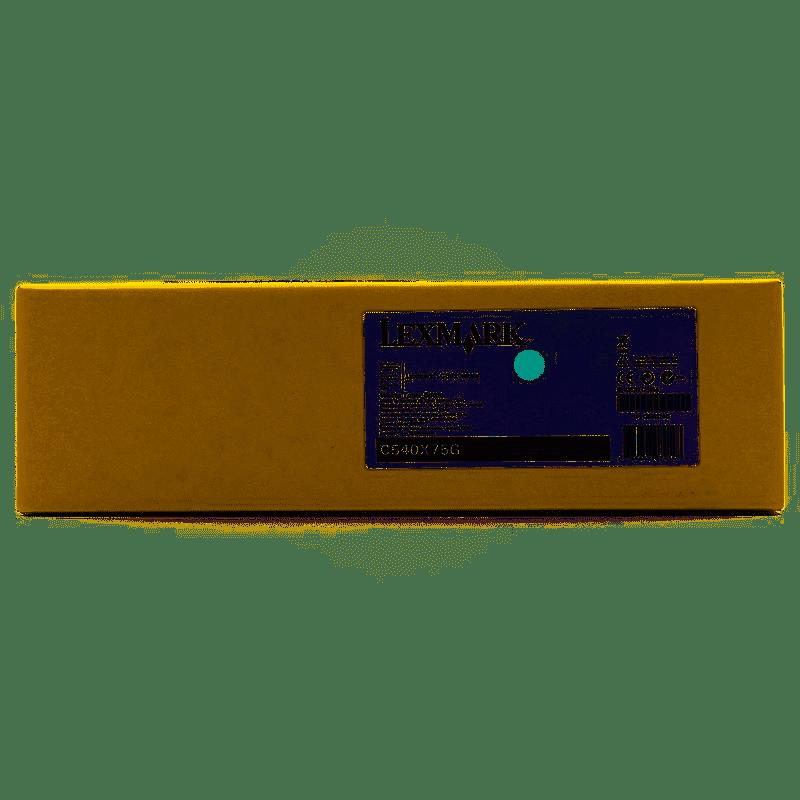 Box de Resíduo Lexmark - C540X75G