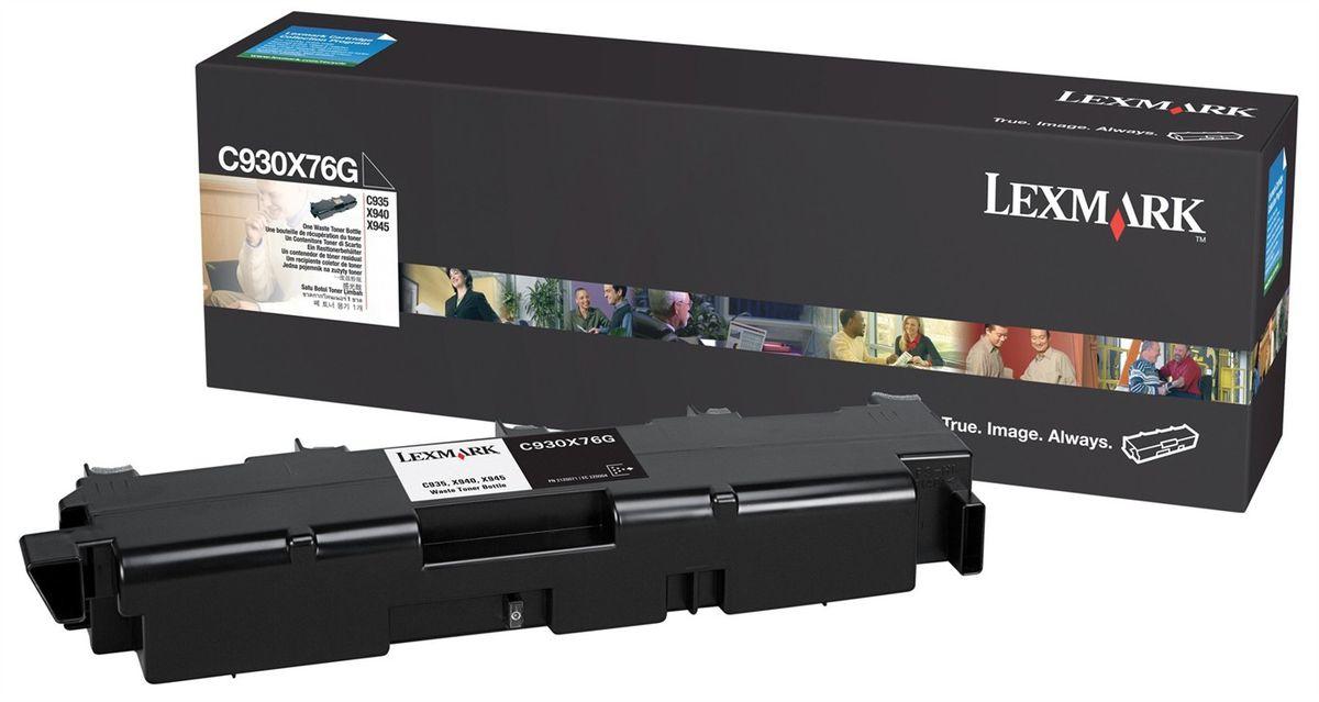 Box de Resíduo Lexmark - C930X76G