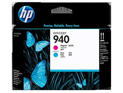 Cabeça De Impressão Cyano/ Magenta C4901A - Hp
