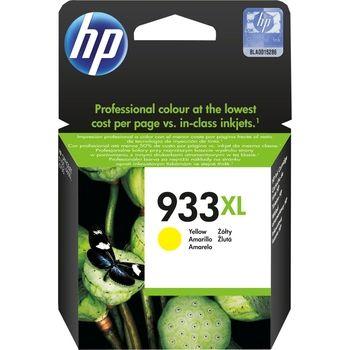 Cartucho HP 933XL Amarelo Original 8,5ml (CN056AL) Para HP Officejet 7110