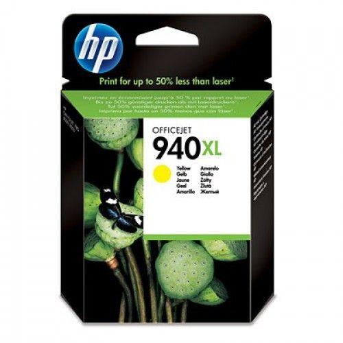 Cartucho HP 940XL amarelo 28ml C4909AL HP-