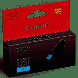 CARTUCHO DE TINTA CANON CLI-151C  CIANO | IP7210 8710 6810 MG5410 5510 | ORIGINAL 7ML