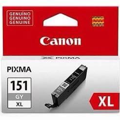 Cartucho de tinta Canon CLI-151XL  Cinza ( 11ML)