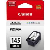 Cartucho de Tinta Canon Original Preto 8ml PG145BK 8ml