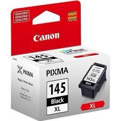 Cartucho de Tinta Canon Preto PG-145XL (12ml)