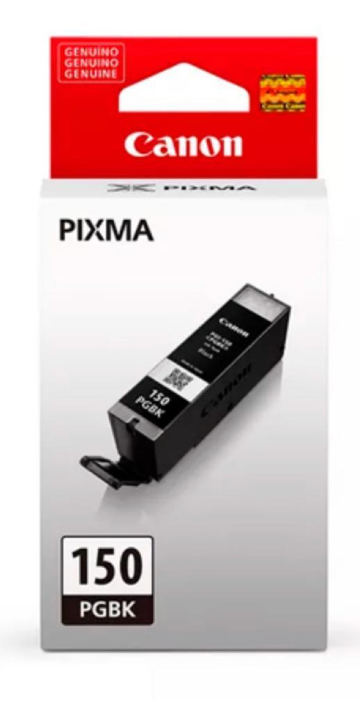 Cartucho de Tinta Canon Preto PGI-150  -15ML