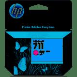 Cartucho de tinta HP 711 Magenta CZ131A - Original 29ML