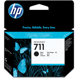 Cartucho HP 711 Preto CZ133A | Original 80ML