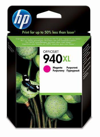 Cartucho HP 940XL magenta 16ml C4908AL HP