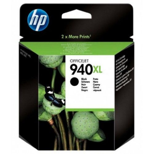 Cartucho HP 940XL Preto 59,5ml C4906AB