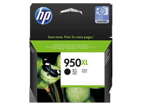 Cartucho HP 950XL preto Original (CN045AB) 53ml