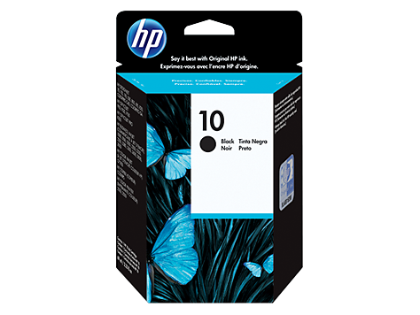 Cartucho HP 10 Preto 69ml C4844A