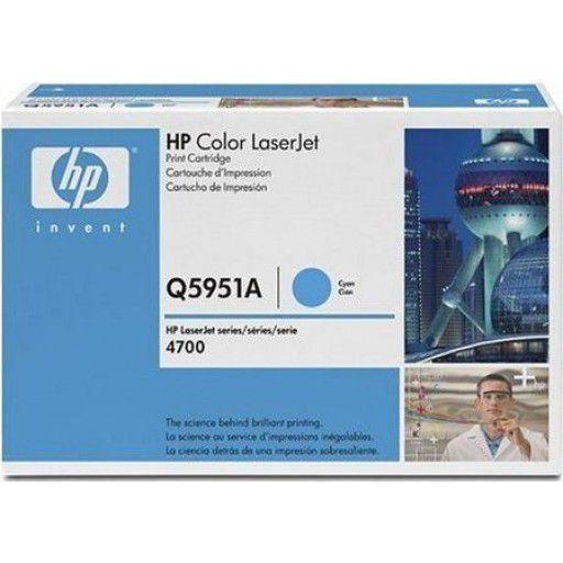 Cartucho de Toner HP Original 643A Q5951A Ciano
