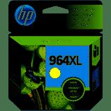 Cartucho HP 964XL amarelo 3JA56AL HP -24,6ml