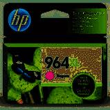 Cartucho HP 964XL magenta 3JA55AL HP - 25ml