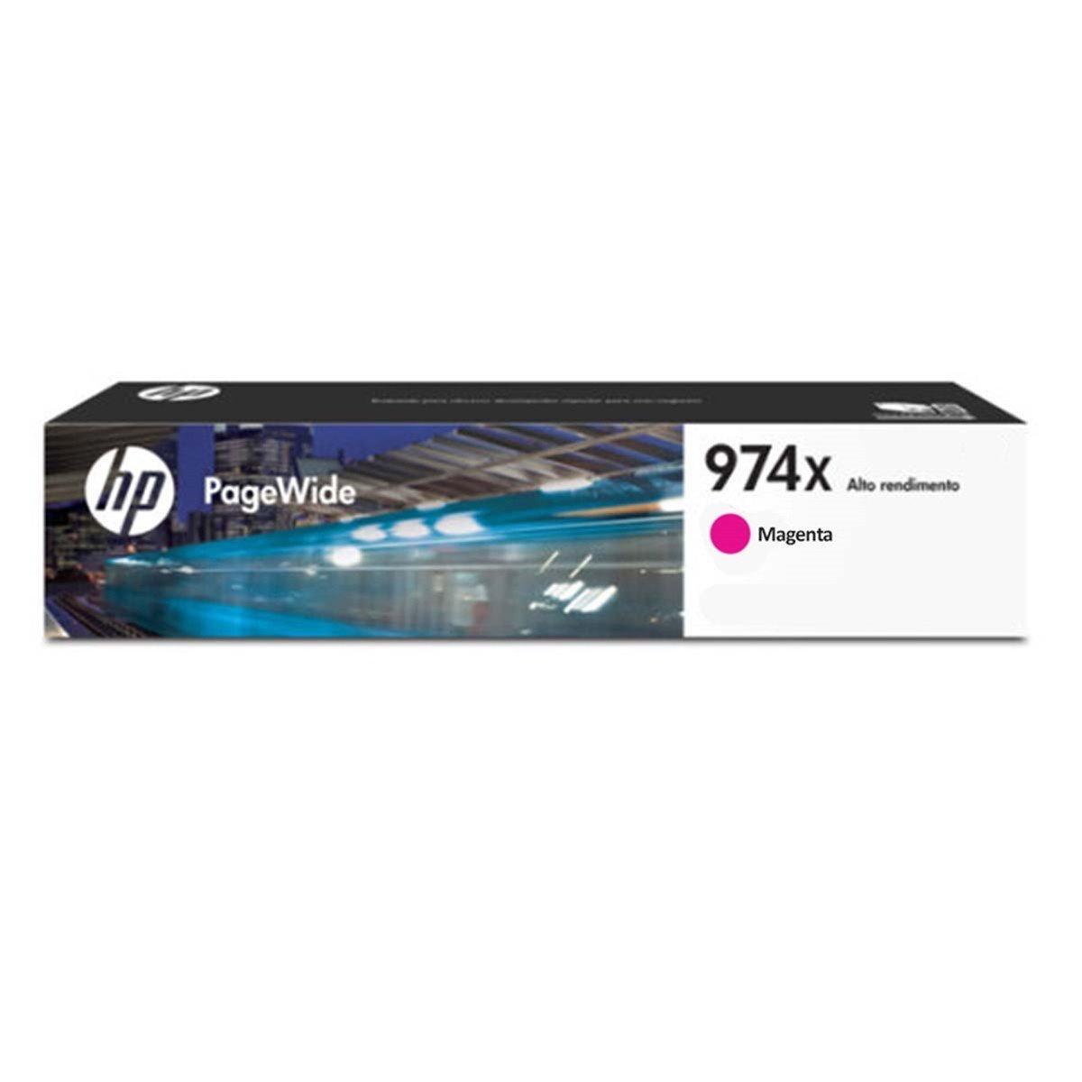 Cartucho HP 974X magenta L0S02AL_5 HP CX 1 UN