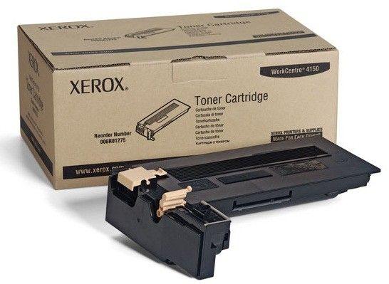Cartucho Toner Xerox WorkCentre 4150 Preto - 006R01276 - 20K
