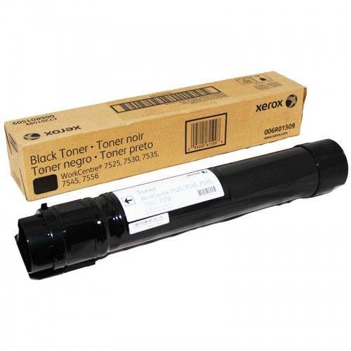 Cartucho Toner Xerox WorkCentre 7535 / 7556 / 7830 / 7835 / 7855 /7970 - Preto - 006R01517 - 26K