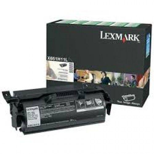 Cartucho Toner Lexmark - X651H11B