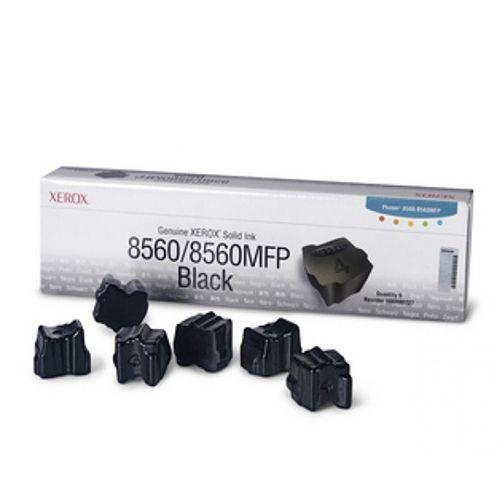 Cera Xerox Phaser - 8560 - Preto - 108R00768 - 7.8K