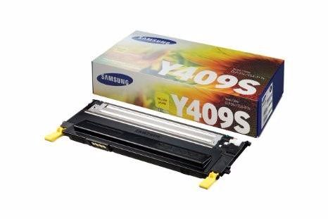 Toner Samsung CLT-Y409S Amarelo