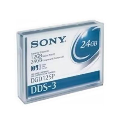 Fita DDS-3 Sony 12gb/24GB-125M-4MM