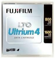 Fita LTO-4 Ultrium Fujifilm (800GB/1.6TB)