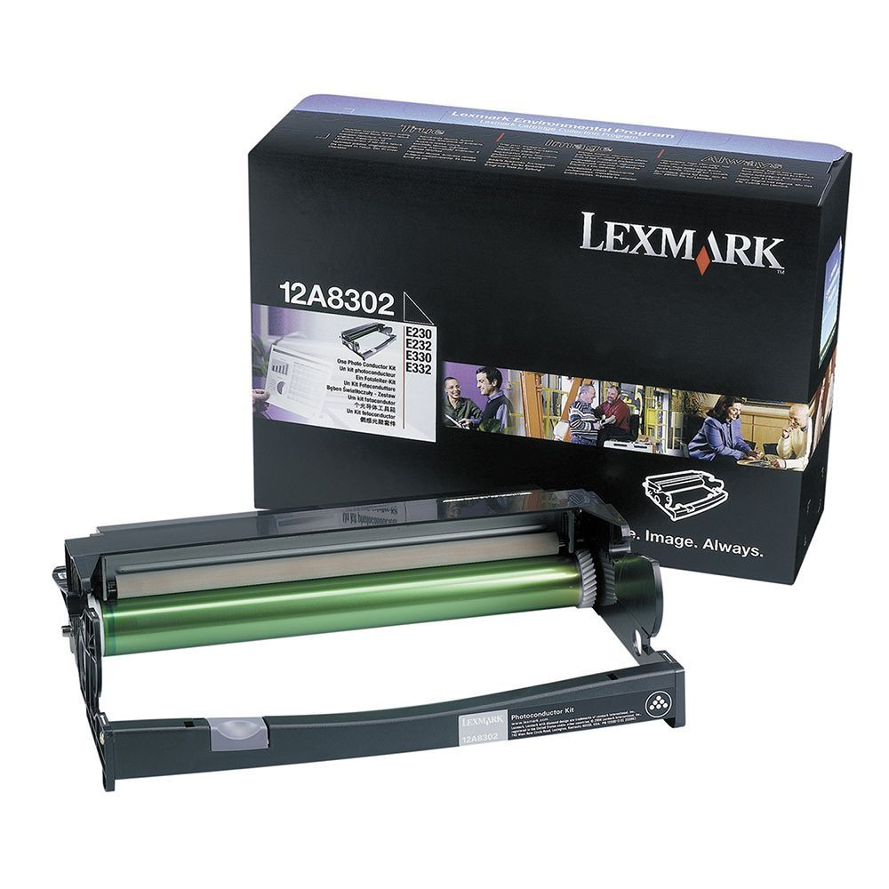 Kit Fotocondutor Lexmark - 12A8302
