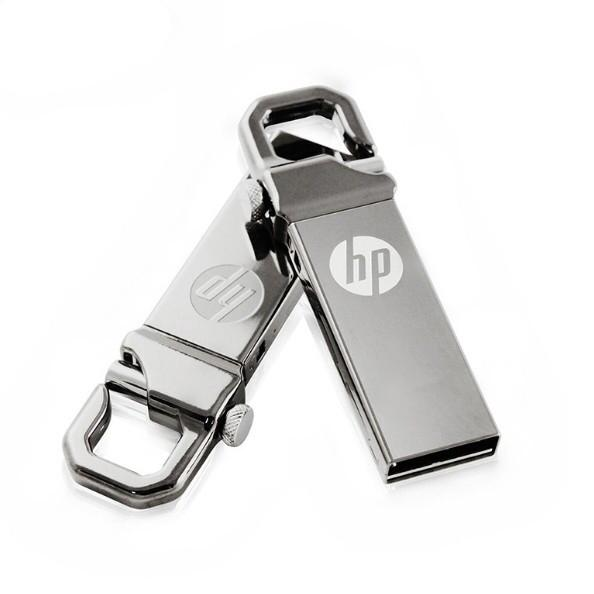 Pen drive HP Prateado  2tb - V250w - Usb 2.0 -
