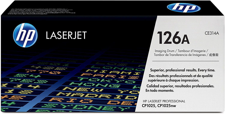 Unidade de imagem LaserJet HP 126A (CE314A)