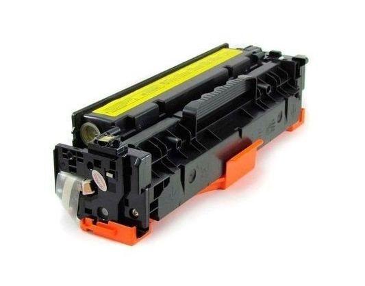 Toner  Green Compativel Novo (410X) CF412X Amarelo