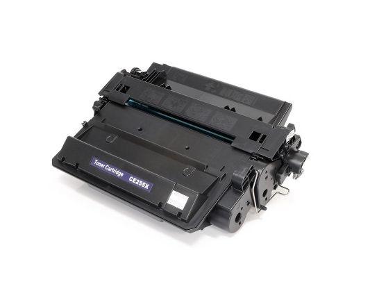 Toner  Green Compative 100% Novo CE255X