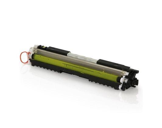 Toner  Green Compativel Novo CE312A Amarelo -