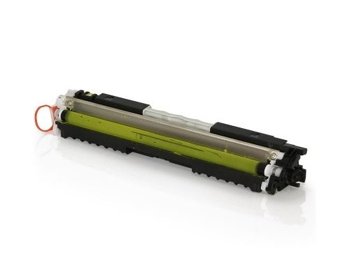 Toner Green Compativel Novo CF352A Amarelo -
