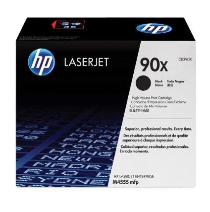 Toner  LaserJet HP 90X Preto CE390X /  XZ