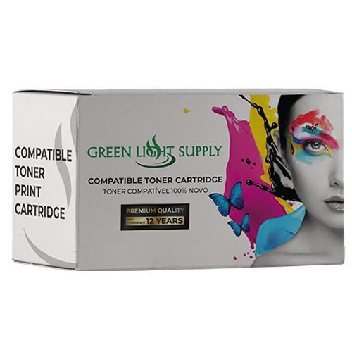 Toner  Green Compativel Novo  CC531A Ciano -