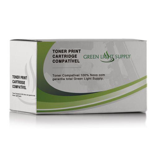 Toner Green Compativel Novo CE403A Magenta