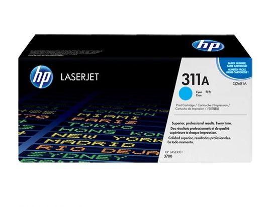 Toner HP LaserJet Original 311A Ciano Q2681A